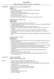 functional resume exles erp functional resume sles velvet