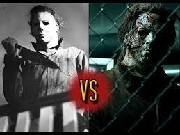 monster clash 3 halloween 1978 vs halloween 2007 youtube