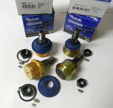 Dodge Ram 3500 Parts - dodge ram 2500 3500 ball joint and hub assembly kits xrf chassis