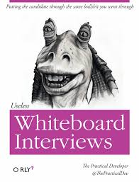 how to write a technical white paper developer shortage or time to rethink the technical interview o rly whiteboard interviews