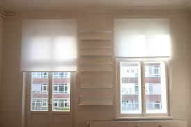 blinds and shelves installation