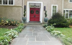 Flagstone Patio On Concrete by Flagstone What To Use Sand Cement Or Gravel Devine Escapes