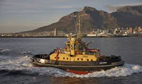 Tug Maps Damen Shipyards Cape Town