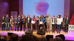prepyr365 en la gala de premios mejor experiencia turistica