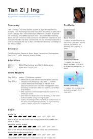 Resume Examples For Daycare Worker Childcare Resume Samples Visualcv Resume Samples Database