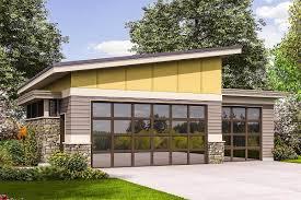 garage plans with loft apartment contemporary garage plan am architectural designs house cottage
