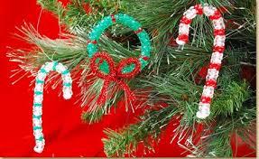 tri bead ornaments craft project ideas