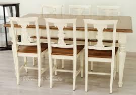 sedie per cucina in legno tavolo con sedie per cucina tavoli rustici per cucina epierre