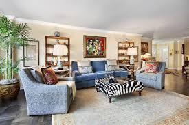 zebra print for wild basement decorating ideas for family room