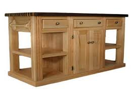 kitchen island unfinished unfinished kitchen islands idea