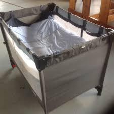 Baby Camping Bed Mamalove Camping Cot Basic Sense