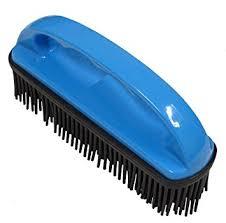 tissu pour siege auto amazon fr aerzetix brosse caoutchouc spéciale pour nettoyage