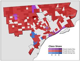 map usa detroit map detroit s class divide detroitography