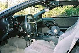 1999 Camaro Interior Npca South Carolina Division