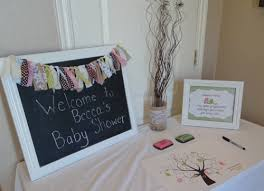 baby shower guest book ideas owl baby shower
