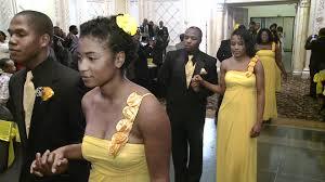 wedding ceremony processional best bridle processional a haitian wedding ceremony