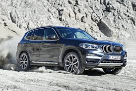 2018 bmw x3 australian prices and specs announced top10cars
