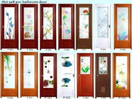 bathroom doors ideas glass glass interior and doors doors glass