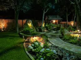 Landscape Lighting Installers Landscape Lighting In Fort Worth Tx Landscape By Design