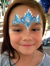 olaf face painting frozen pinterest olaf