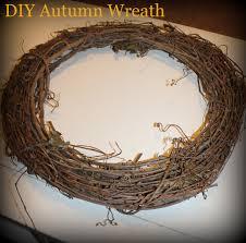 fall in love with autumn a diy wreath tutorial u2013 an ordinary blog