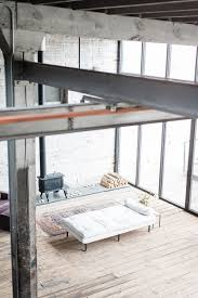 a 107 year old downtown warehouse turned loft space