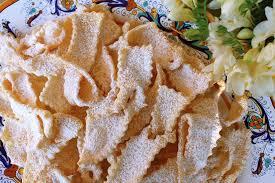 cicerchiata struffoli a honey sweetened italian christmas treat