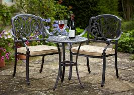 Vintage Bistro Table And Chairs Cast Iron Outdoor Furniture Decor Popular Cast Iron Outdoor