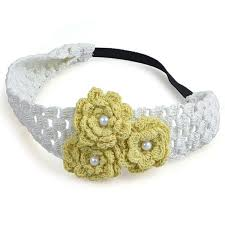 crochet hair bands knotty ribbons lovethisstuff