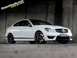 mercedes c63 amg alloys mercedes c63 amg coupe edition 507 review pistonheads