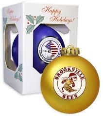imprinted ornaments
