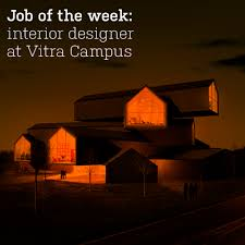 Interior Design Job Search by Job Of The Week Interior Designer At Vitra Campus Dezeen