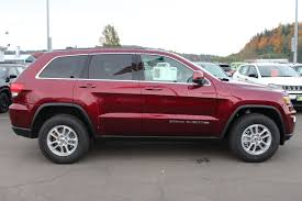 New 2018 Jeep Grand Cherokee Laredo Sport Utility In Chehalis