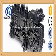 excavator fuel injection pump excavator fuel injection pump