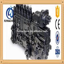 excavator fuel injection pump excavator fuel injection pump