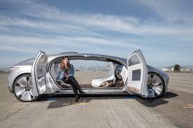 experience the mercedes benz autonomous vehicle the f 015