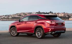 lexus rx 2016 f sport lexus rx 200t now available in f sport u0026 sports luxury form