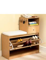 Hall Storage Cabinet Hall Storage Bench With Shoe Store U0026 Telephone Table Home Furniture