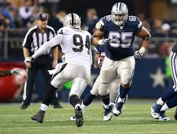 a look at the dallas cowboys offensive line ronald leary