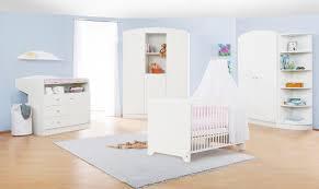 chambre complete bebe acheter chambre complète collection jil coloris blanc de