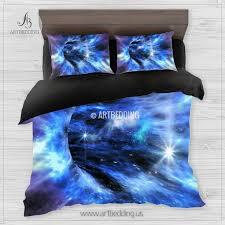 Duvet Cover Stars Galaxy Bedding Set Space Duvet Cover Set Artbedding