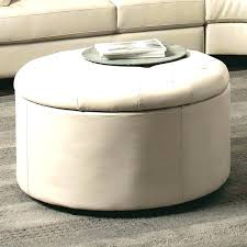 Leather Storage Ottoman Coffee Table White Leather Ottoman Coffee Table White Leather Storage Ottoman
