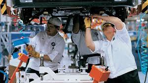 bmw factory assembly line automotive assembly plant u s fluor project