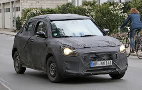 camo maserati new suzuki swift pictures leaked suzuki swift leaked with no camo