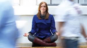 Yoga At The Office Desk Six Stretches To Do At Work Yoga Journal
