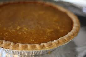Crustless Pumpkin Pie by Fresh Pumpkin Coconut Pie The Gourmand Mom
