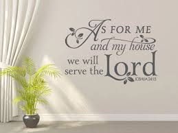 Religious Wall Decor Wall Art Designs As For Me And My House Wall Art Religious Wall