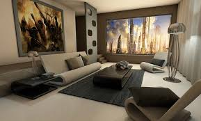 futuristic home interior stunning futuristic living room designs