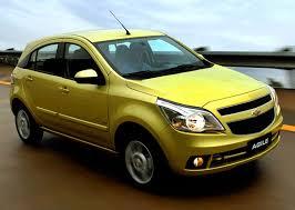 Chevrolet Agile não sai de linha em 2013 | Autos Segredos