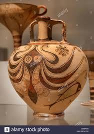 Minoan Octopus Vase Octopus Jar Stock Photos U0026 Octopus Jar Stock Images Alamy